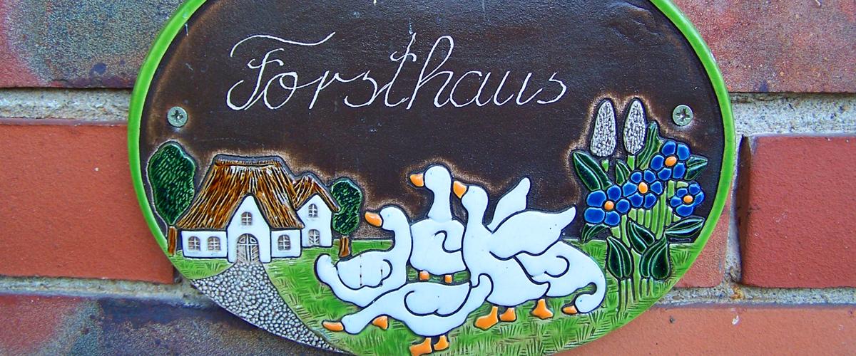 schild_forsthaus